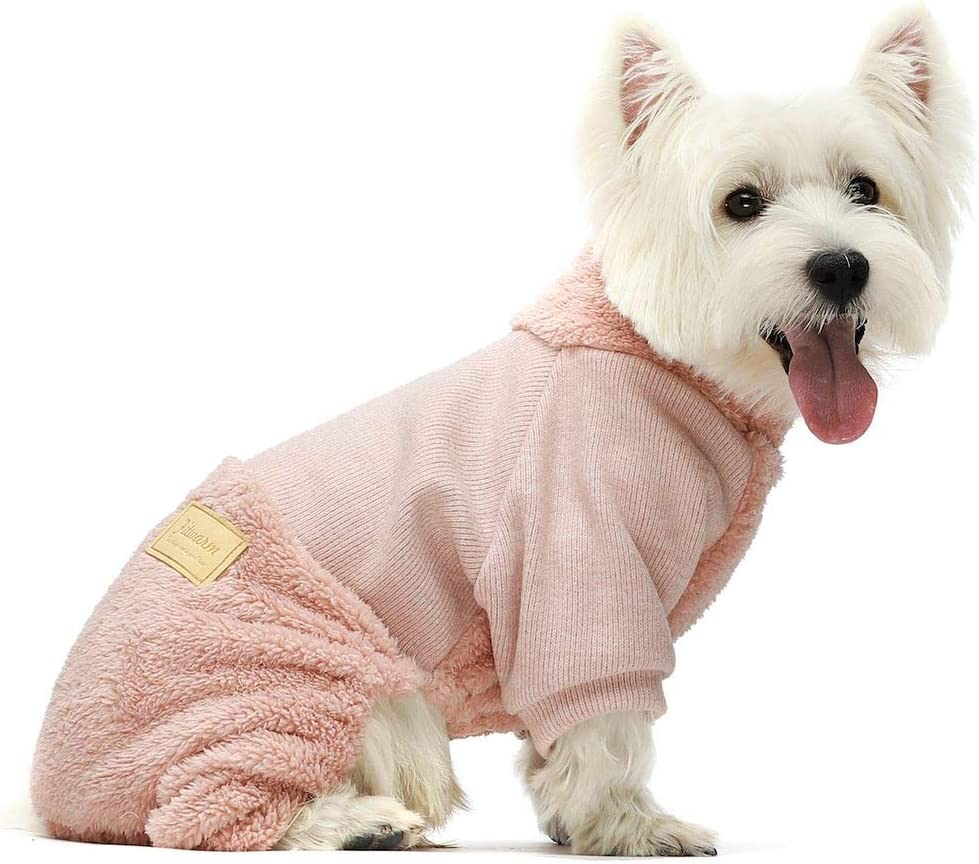 Dog Clothes Knitting Patterns Puppy Cat Dog Sweatshirt For Small Medium Dog Girl Boy Chihuahua French Bulldog Pet Heart Knited T-Shirt Tee Shirts Clothing