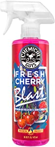 Chemical Guys AIR22816 Air Freshener & Odor Eliminator (Fresh Cherry Blast Premium), 16 fl. oz