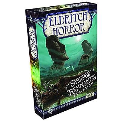 Eldritch Horror: Strange Remnants: Fantasy Flight Publishing, Inc.: Toys & Games [5Bkhe1800940]
