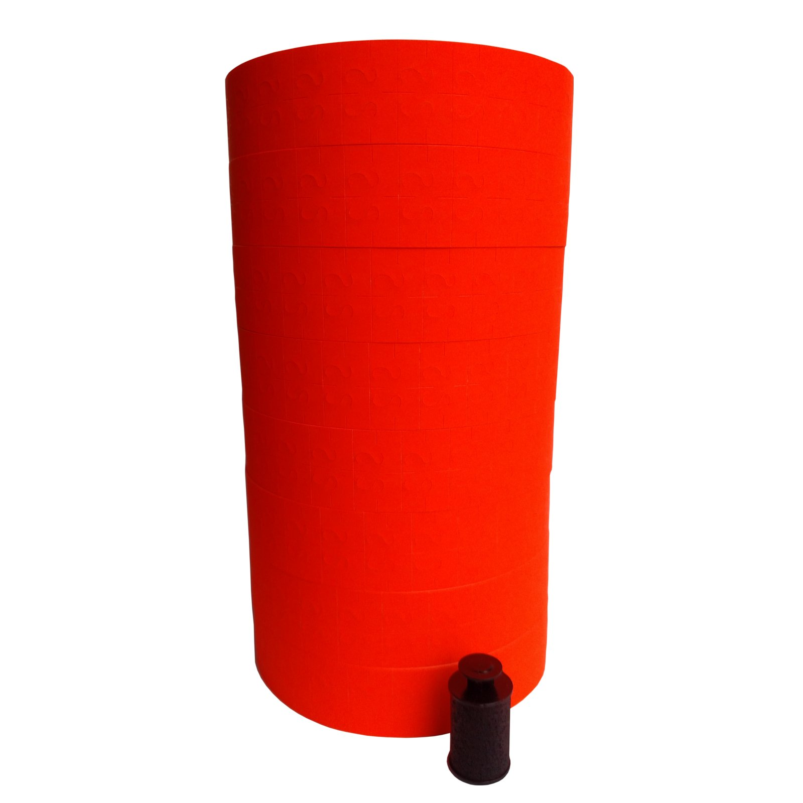 Red Labels for Monarch 1131 Gun - 8 Rolls - 20,000 Labels by Storesupplies