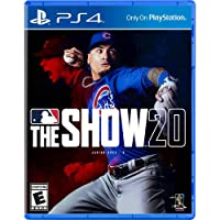 MLB The Show 20 PS4, Playstation 4, New