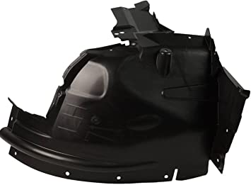Splash Shield For 2008-2014 BMW X6 Front Driver Side Front Section
