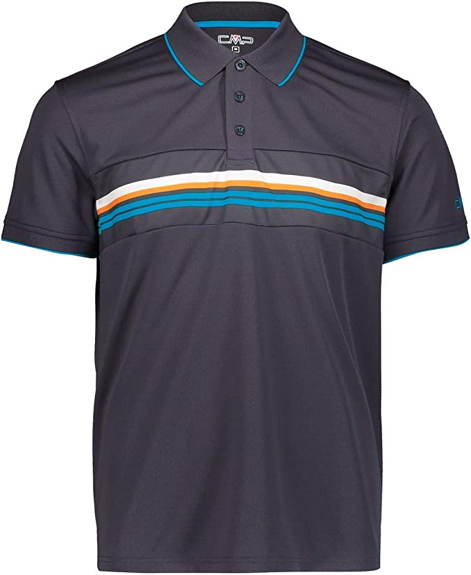 CMP Herren T-shirt Con Tecnologia Dry Function