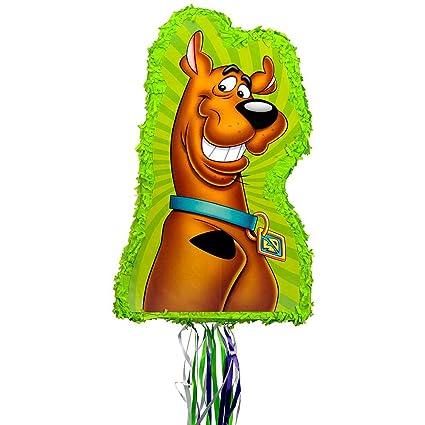 Amazon.com: Scooby Doo cumpleaños Piñata: Toys & Games