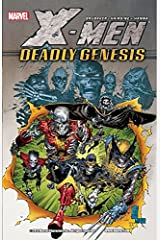 X-Men: Deadly Genesis Kindle Edition