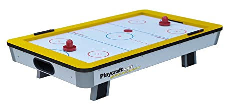 Charmant 42u201d Sport Breakaway Air Hockey Table, Portable Air Hockey Table (Gold)