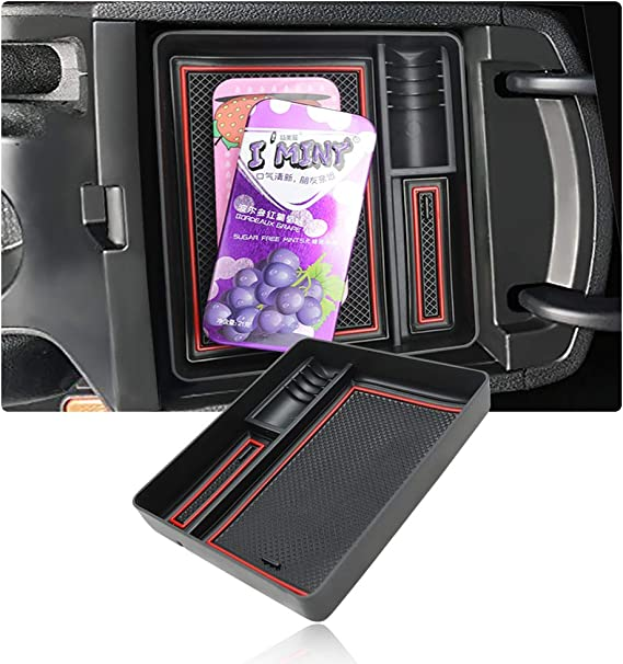 Mittelkonsole Aufbewahrungsbox Für Tucson Mittelarmlehne Armlehne Organizer Storage Box Innen Auto