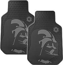 star wars Darth Vader vehículo Kit de accesorios, Juego de alfombrilla, Multi Color, Una talla