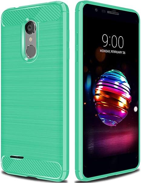 Amazon Com Lg K30 Case Lg K10 2018 Case Lg Phoenix Plus Case Lg Premier Pro Case Lg Harmony 2 Case Lg X4 Plus Case Asmart Shock Absorption Lg K30 Phone Case Slim Flexible Cover Tpu Bumper Protective Case