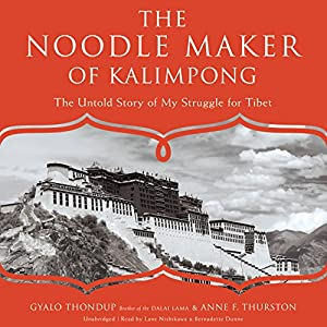The Noodle Maker of Kalimpong Audiobook