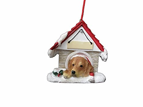 Amazon Com Golden Retriever Ornament A Great Gift For Golden