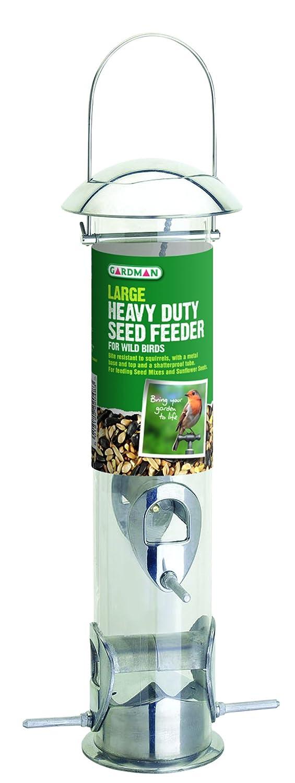 Gardman A01044 Heavy Duty Seed Feeder Gardman Limited