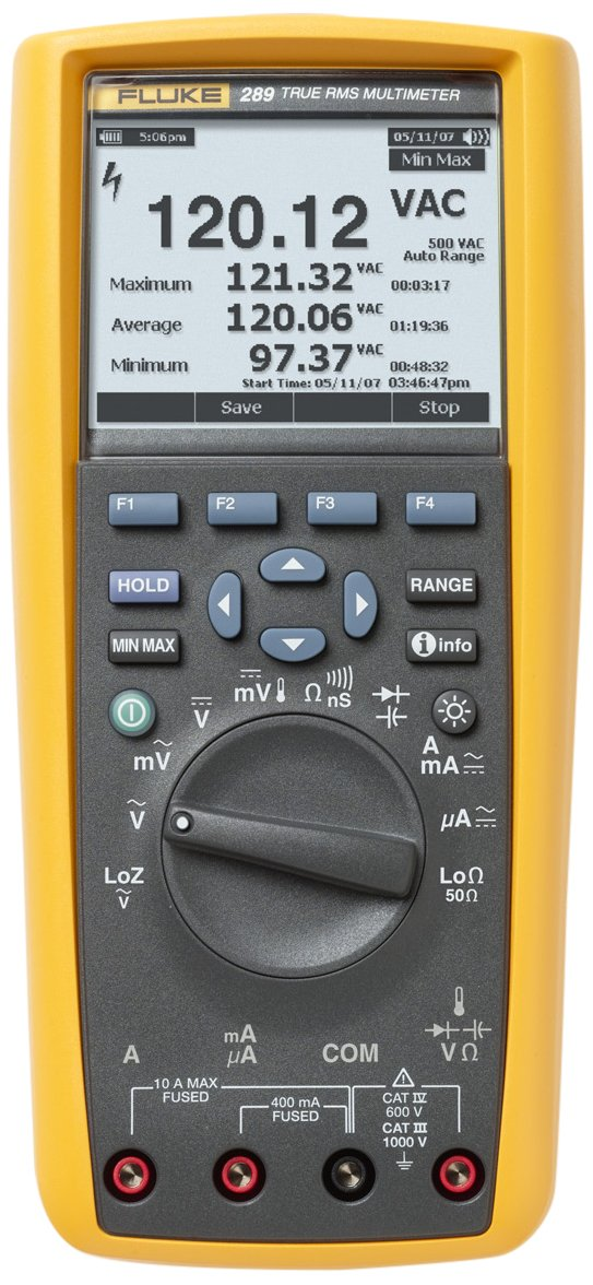 Fluke 289/FVF Multimeter Combo Kit
