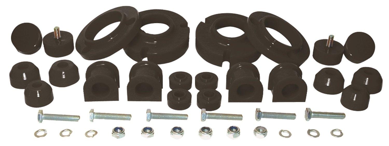 Prothane 18-1701-BL Black 2.5 Lift Front Coil Spring Lift Spacer Kit