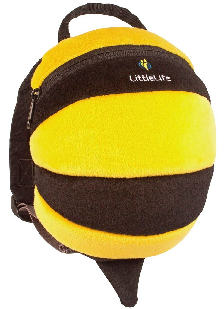 LittleLife Animal Toddler Daysack, Bee Lifemarque Limited L10241