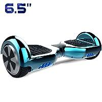 "Cool&Fun 6,5"" Elektro Scooter Self Balance Scooter E-Balance Board E-Skateboard - LED - 350W*2"