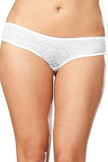 7e73c47b220a Image Unavailable. Image not available for. Color: Dreamgirl Sexy Plus Size  Ruffle Bottom Open Crotch Boyshort Panty ...