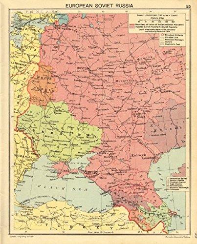 Amazon Com World War Two European Soviet Russia Russian Crimea