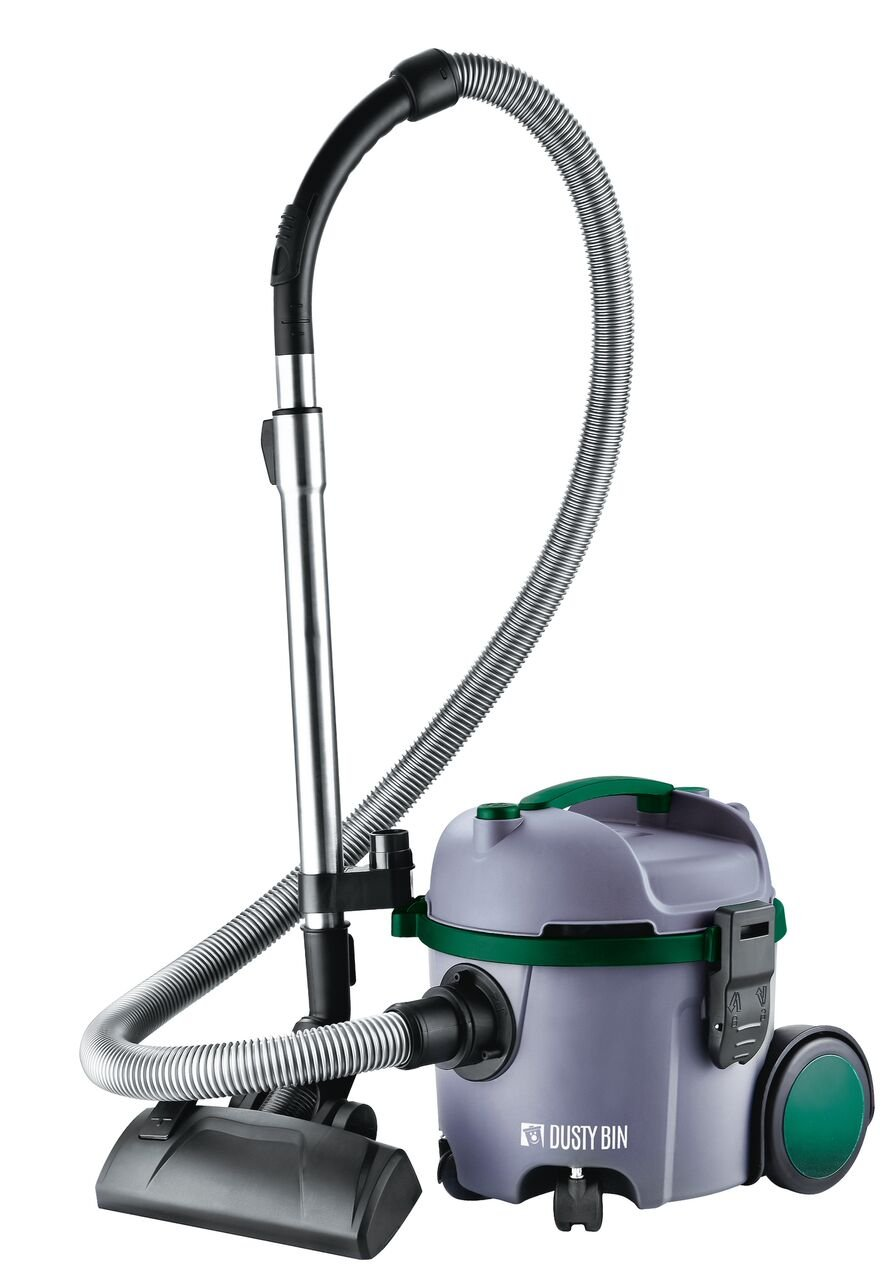 Dusty Bin DB03 6L Bagless Compact Lite – Robust Ultralight Canister Vacuum Cleaner