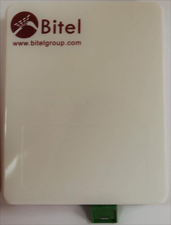 Roseta de Fibra /óptica para terminaci/ón de Red con 2 adaptadores SC//APC de Bitel