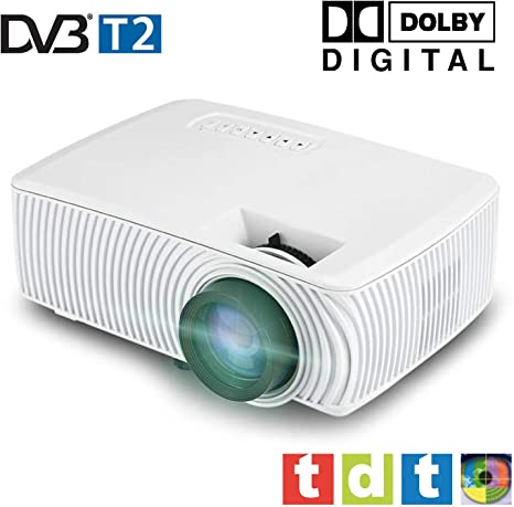 Proyector Full HD 1080P, SEELUMEN 2020 Nuevo PW100-S, maxima ...