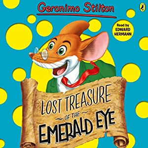 Lost Treasure of the Emerald Eye Audiobook