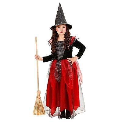 WIDMANN Costume de sorcière enfant