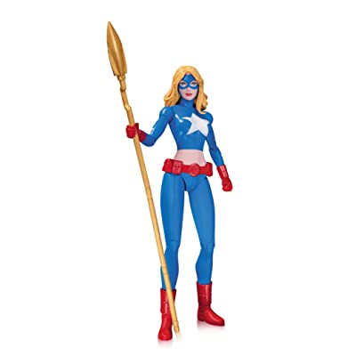 DC Collectibles DC Comics The New 52: Stargirl Action Figure: Toy: Toys & Games
