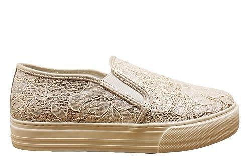 Comode L3a4 Calzature Sneakers Liu Jo Cipria Girl 00057 Donna On Slip Scarpe Oro apCqw7C