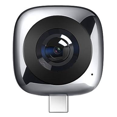 Huawei EnVizion 360 CV60, Cámara Panorámica 360º VR Video Dual 13MP, gris (Gray