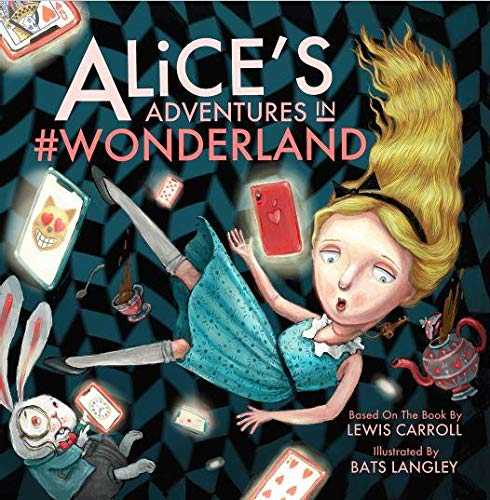 Alice's Adventures in #wonderland