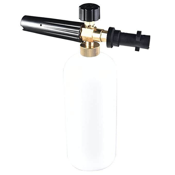 Automobiles & Motorcycles Lower Price with High Pressure Foam Gun Water Bottle For Karcher K2-k7 Quick Release Professional Foam Generator Car Washer Car Washer