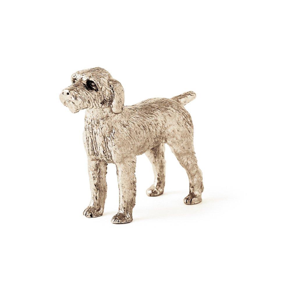 Speaker Bressanone Italiano dog figure made in UK (japan import)