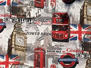 Red London Bus Tower Bridge Big Ben Piccadilly Circus