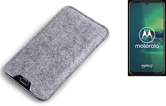 K-S-Trade® Para Motorola Moto G8 Plus Estuche Protecto Case para ...