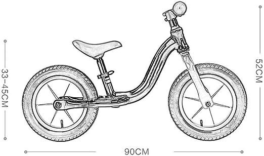 Bicicleta Sin Pedales Ultraligera Bicicleta para niños de ...