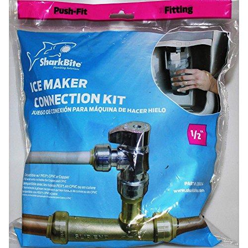 Shatg Sharkbite 25024 Sharkbite Bagged Ice Maker Kit