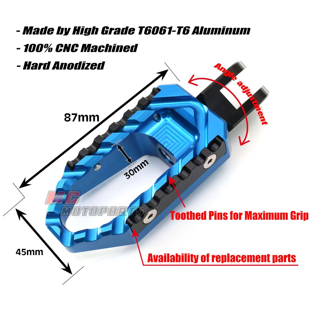 2000 Ducati St2 Wiring Diagram Blue Cnc Adjustable Front Touring Foot Pegs For Automotive