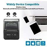NETUM Wireless Bluetooth Receipt Thermal
