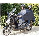 VESTE IMPERMEABLE SCOOTER MOTO PROTECTION ANTI PLUIE 2 PERSONNES