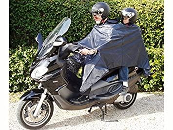 PROTECTORES CHAQUETA IMPERMEABLE MOTO LLUVIA 2 PERSONAS ...