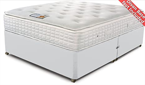 Letto Molle Insacchettate : Sleepeezee superior materasso a molle insacchettate
