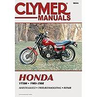 Clymer Honda VT500 (1983-1988)