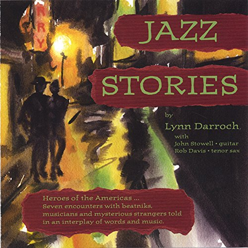 Jazz Stories-Heroes of the Americas by CD Baby (Image #1)