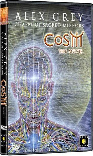 Chapel Invitations - CoSM the Movie - Alex Grey and the Chapel of Sacred Mirrors