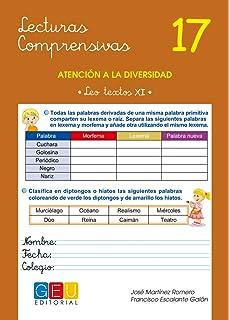 Lecturas comprensivas 17 - Leo Textos XI