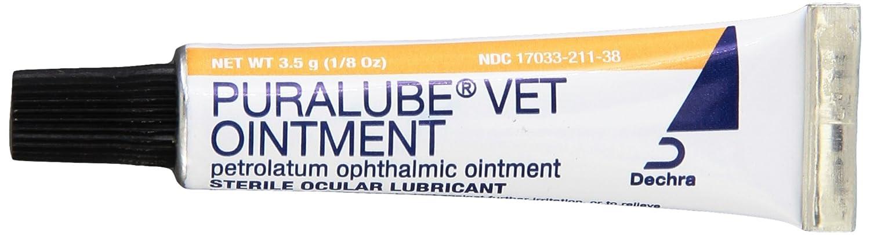 Dechra Puralube Vet Ointment, 3 5 g