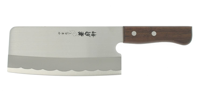 Kotobuki 440-076 Midoru Kachuken 6-3/8-Inch Small Cleaver