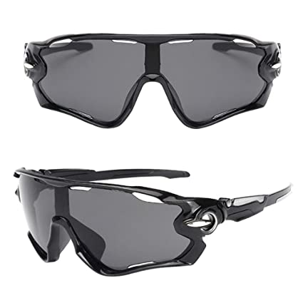 Gafas de Bicicleta/gafas de montar, ASHOP Gafas de sol de ciclismo Gafas de