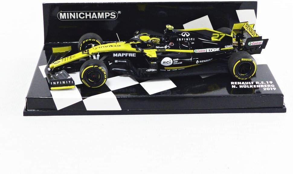 Minichamps 19 #27 2019-1:43 Formule 1 Renault R.S